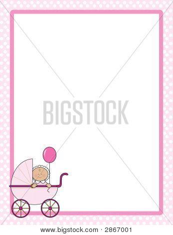 Baby Border Girl