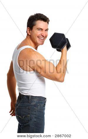 Homem forte