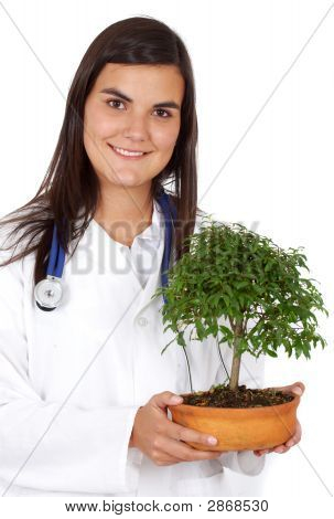 Doctor For The Environment