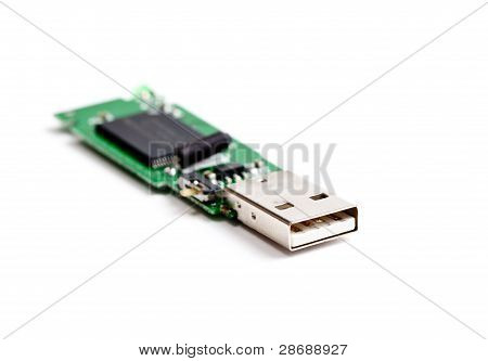 Open Usb Flash Drive