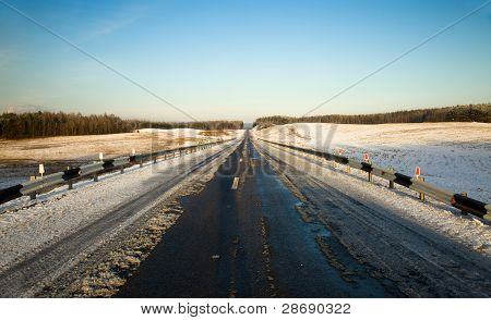 Road (winter)