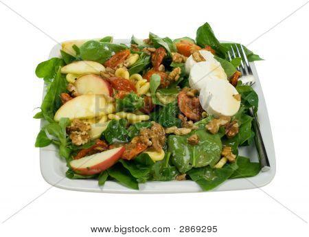 Frische und gesunde Salat