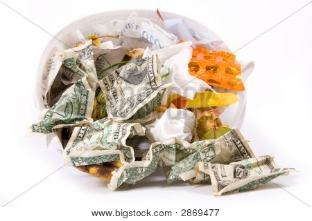 Dollar Rubbish