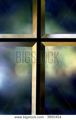 Bevelled Cross