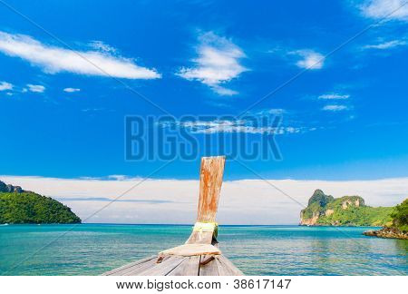 Seascape Serenity Getaway Journey