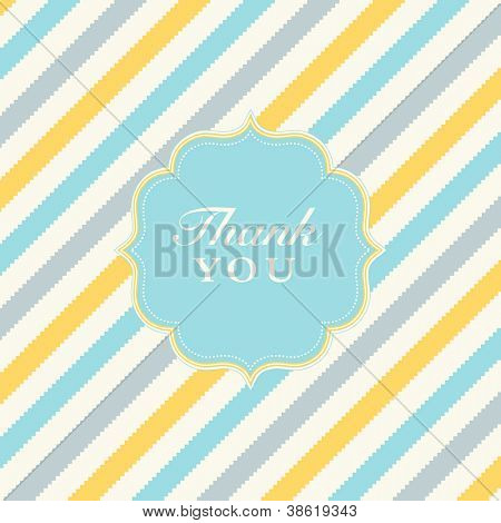 Vector Checkered Stripe Pattern and Frame. Easy to edit. Perfect for invitations or announcements.