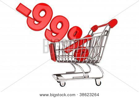 Ninety Nine Percent Discount