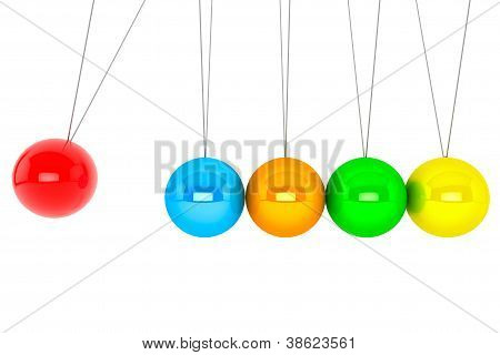 Esferas de Newton