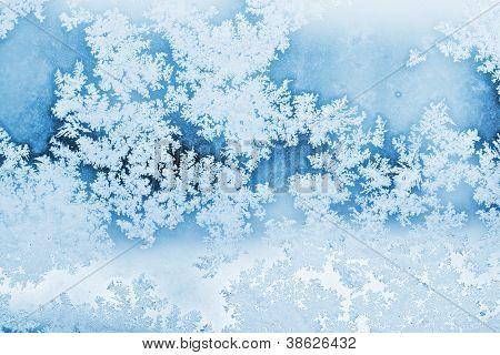 Winter-Reim-Hintergrund
