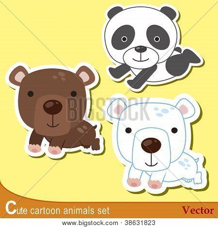 Cute Animal Set01