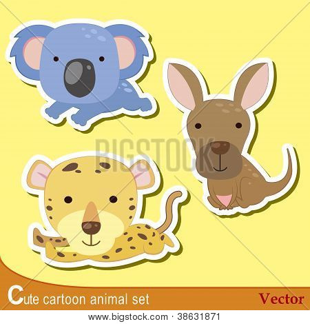 Cute Animal Set05