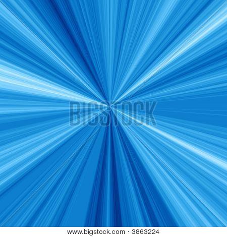 Raios azuis