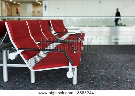 Seats in Airport