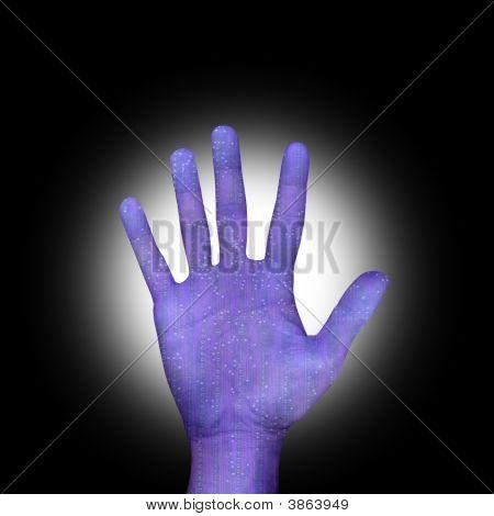 Circuitboard Hand
