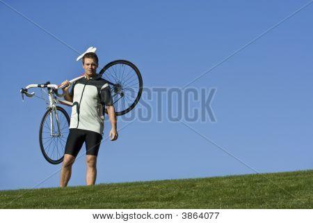 Active Healthy Biker