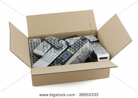 Faulty Audio And Video Remote Controls