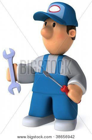 Fun mechanic