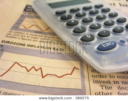 Financial Chart And Calculator