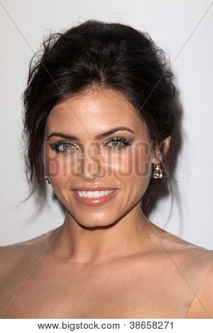 LOS ANGELES - OCT 13:  Jenna Dewan-Tatum arrives at the