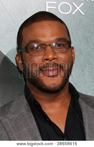 """LOS ANGELES - OCT 15:  Tyler Perry arrives at the """"Alex Cross"""" Premiere at ArcLight Cinemas Cinerama Dome on October 15, 2012 in Los Angeles, CA"""