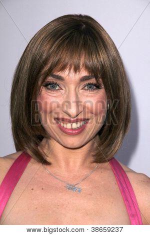 LOS ANGELES - OCT 13:  Naomi Grossman arrives at the