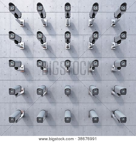 25 Cctv Camera Watching You