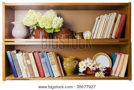 Rural Bookshelf