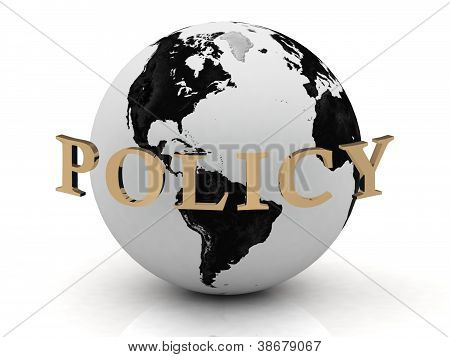 Policy Abstraction Inscription Around Earth