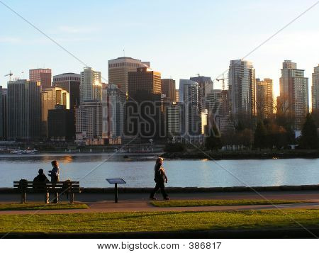 City Vs. Park