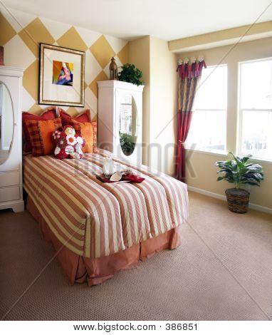 Girl's Schlafzimmer