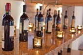 picture of liquor bottle  - Bottles of wine - JPG