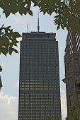 picture of prudential center  - top view of prudential tower - JPG