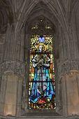 Chateau Amboise--Stained Glass