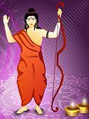 image of sita  - Dussehra festival background - JPG