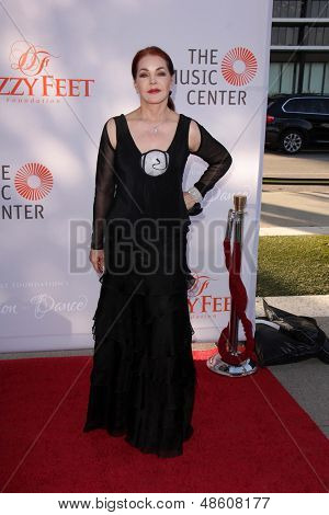 Jesse SpencerLOS ANGELES - JUL 27:  Priscilla Presley arrives at the 3rd Annual Celebration of Dance Gala at the Dorothy Chandler Pavilion on July 27, 2013 in Los Angeles, CA