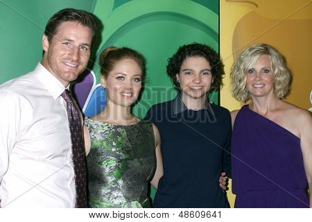 Jesse SpencerLOS ANGELES - JUL 27:  Sam Jaeger, Erika Christensen, Max Burkholder, Monica Potter at the NBC TCA Summer Press Tour 2013 at the Beverly Hilton Hotel on July 27, 2013 in Beverly Hills, CA