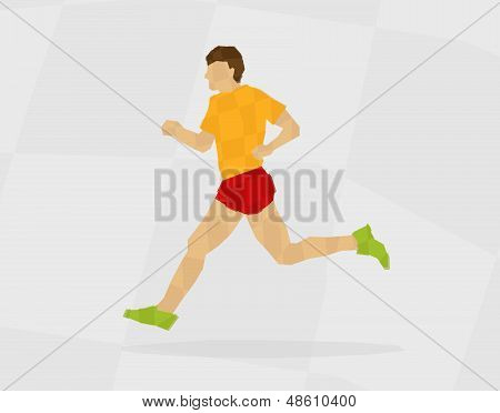 Runner Polygon