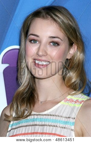 Jesse SpencerLOS ANGELES - JUL 27:  Ella Rae Peck at the NBC TCA Summer Press Tour 2013 at the Beverly Hilton Hotel on July 27, 2013 in Beverly Hills, CA