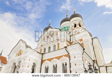 Alexander Nevski orthodox cathedral