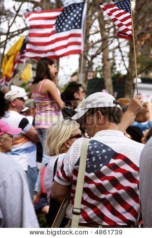 Flags Everywhere