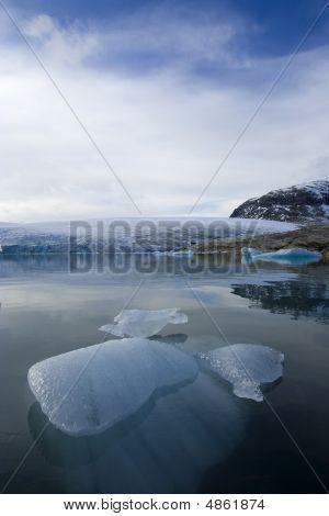Jostedalsbreen Glacier Landscape - Norway