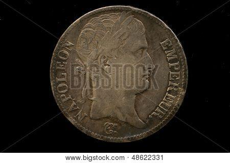 Napoleon Bonaparte Old Coin