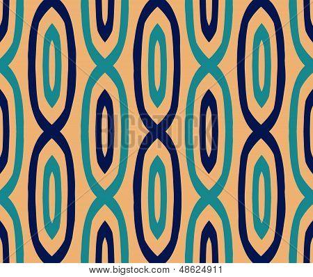 Uzbekistan traditional pattern