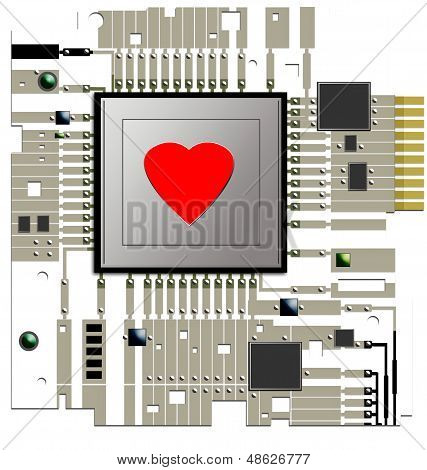 Electronic Circuit Board
