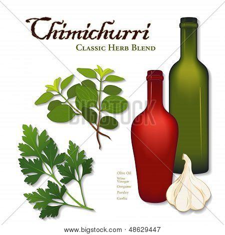 Chimichurri, Classic Herb Blend