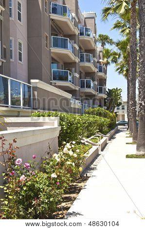 Long Beach Condominiums In Southern California.