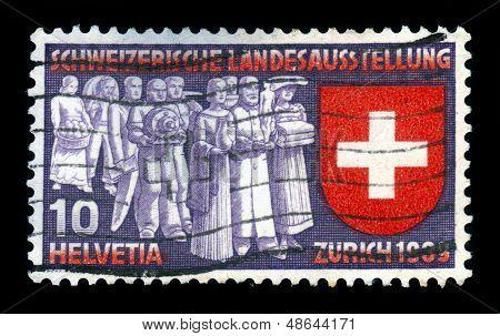 Deputation Of Trades And Professions, Switzerland