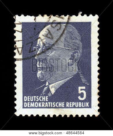 Walter Ulbricht, Communist Politician