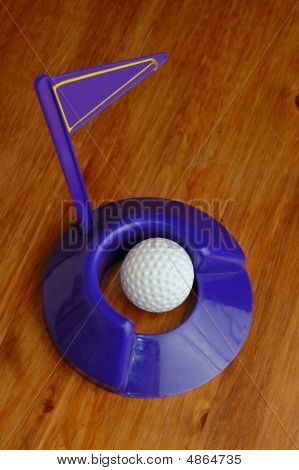 A Small Golf Game