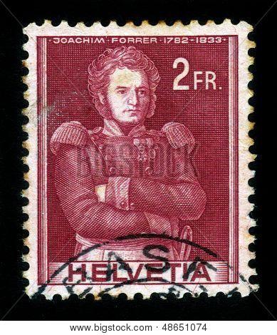 Colonel Joachim Forrer